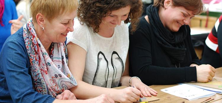 Warsztaty dla nauczycieli – Mandala i jej zastosowanie w edukacji początkowej